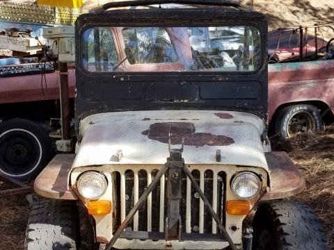 1942 Ford Jeep Project for sale