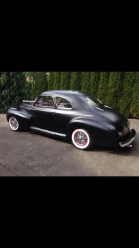 Beautiful 41 Chevy Special Deluxe coupe for sale