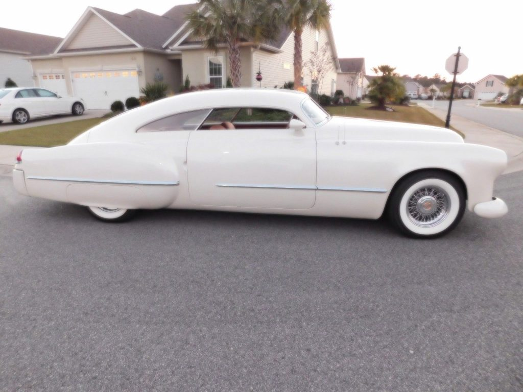 Beautiful Full Custom 1949 Cadillac Series 62 Coupe For Sale
