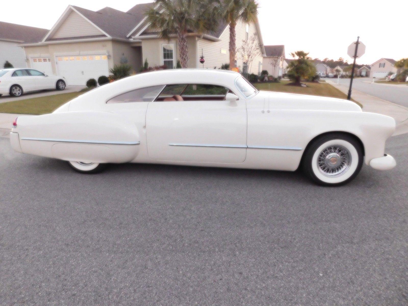 Beautiful Full Custom 1949 Cadillac Series 62 Coupe For Sale