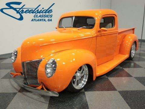 1940 Ford Truck – Incredibly well built for sale