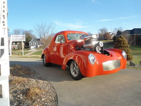 Beautiful 1941 Willys Custom for sale