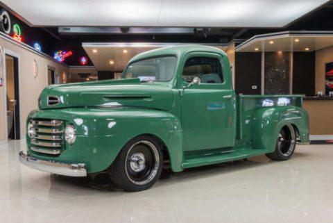 Custom 1948 Ford F1 Pickup for sale