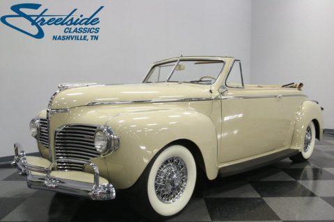 Restored 1941 Dodge Luxury Liner for sale