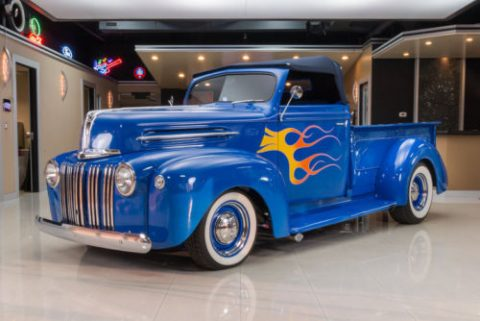 GREAT 1947 Ford Pickups for sale