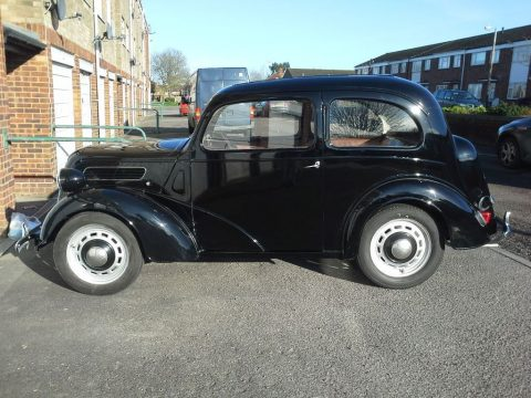 VERY SPECIAL 1948 Ford anglia a494a for sale