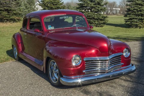1946 Plymouth Deluxe Club Coupe in excellent condition for sale