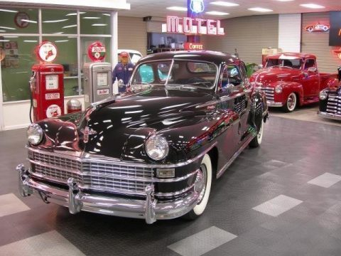 AMAZING 1947 Chrysler New Yorker for sale