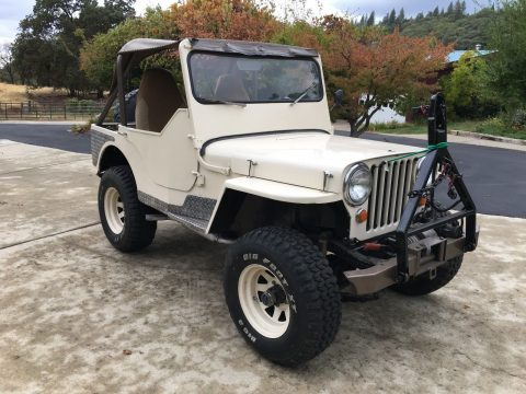 1948 Willys CJ2A in GREAT CONDITION for sale
