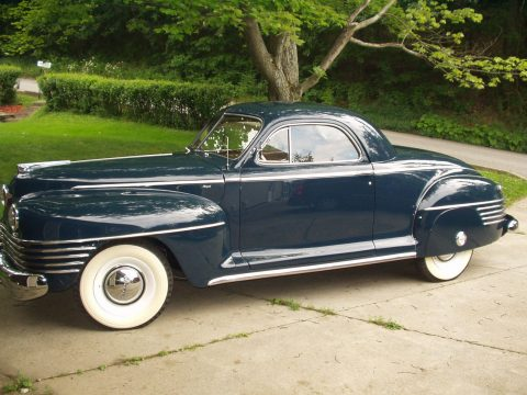 NICE 1942 Chrysler Royal for sale