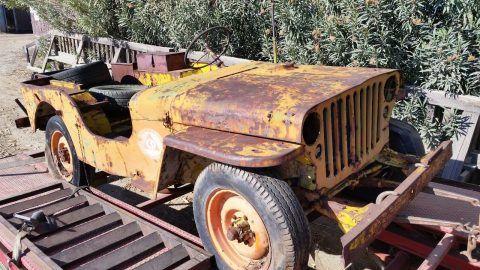 NICE 1942 Willys CJ2A for sale