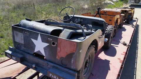 NICE 1942 Willys MB for sale