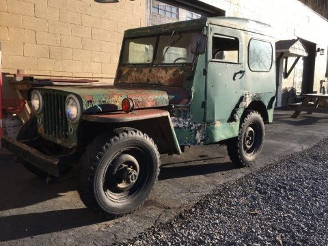 NICE 1948 Willys for sale