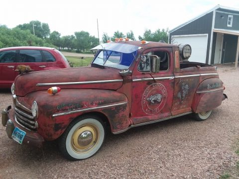 NICE 1948 Ford Pickups for sale