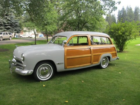 1949 Ford Woodie for sale