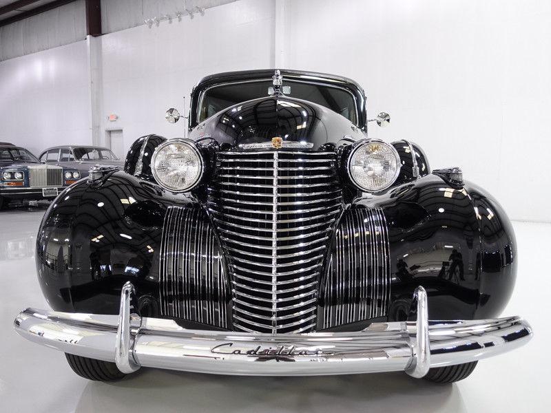 1940 Cadillac Fleetwood Series 75 Formal Sedan | Owned by Howard Hughes
