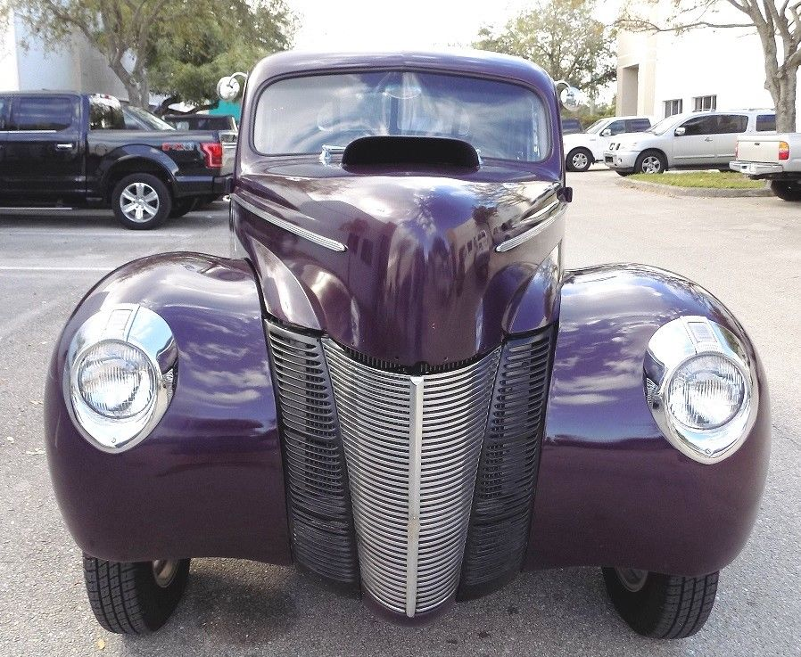 1940 Ford Gasser Style Street Rod