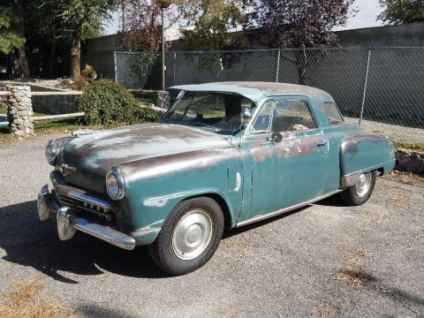 1948 Studebaker Champion Coupe for sale