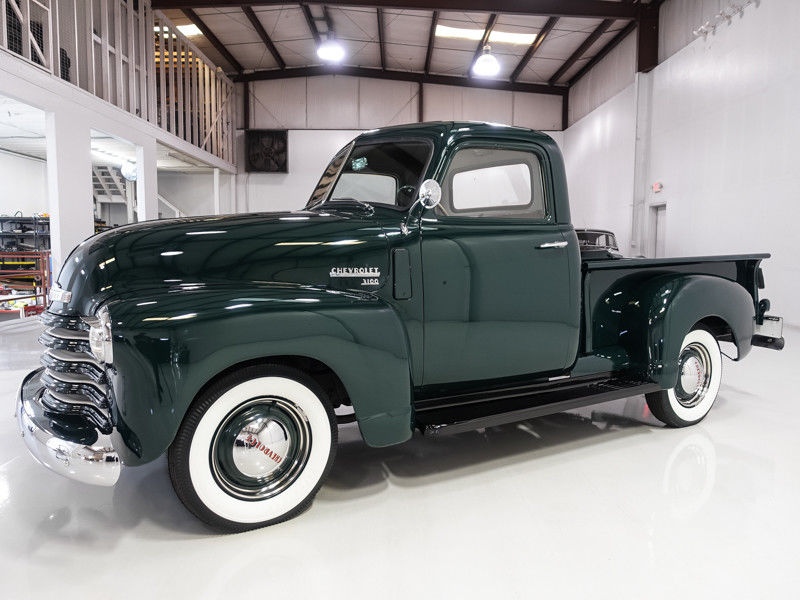 1949 Chevrolet Pickups 3100 1/2 Ton Pickup | 216ci Thriftmaster Inline 6