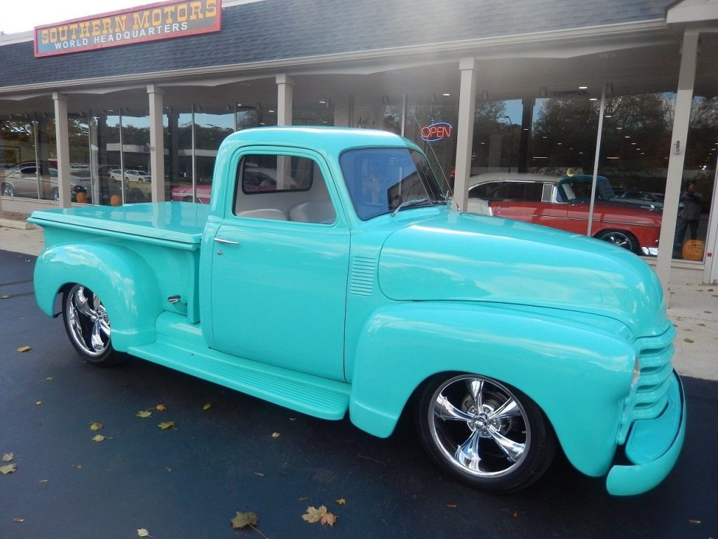 GREAT CLASSIC 1948 Chevrolet Pickups