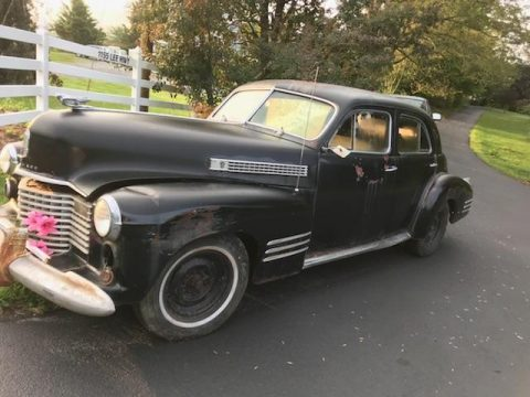 PERFECT 1941 Cadillac 4 door sedan for sale
